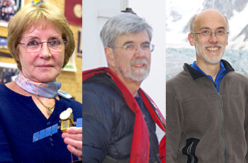 This year´s recipients of the BBVA Frontiers of Knowledge Award in the Climate Change Category